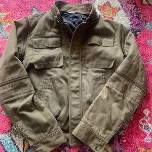 Dolce & Gabbana Men's Military Style Jacket